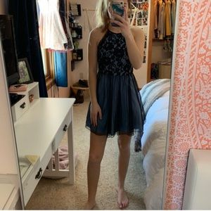Short semi formal dress